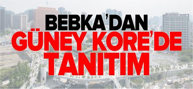 BEBKA'DAN GÜNEY KORE'DE TANITIM