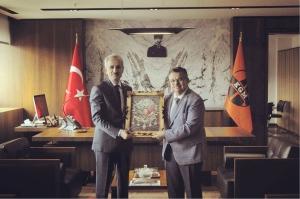 MV. YAĞCI, KARAYOLLARININ KAPISINA DAYANDI!