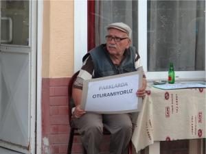 GÖLPAZARI'NDA BAŞIBOŞ KÖPEK EYLEMİ