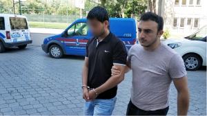 BİLECİK POLİSİ SAMSUN'DA YAKALADI