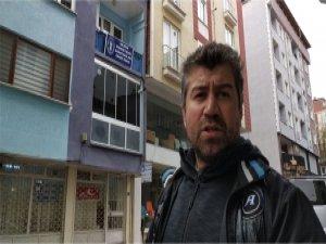 ODA BAŞKANINA AİDAT ELEŞTİRİSİ
