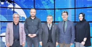 MV. YAĞCI BASIN MASASI'NDA