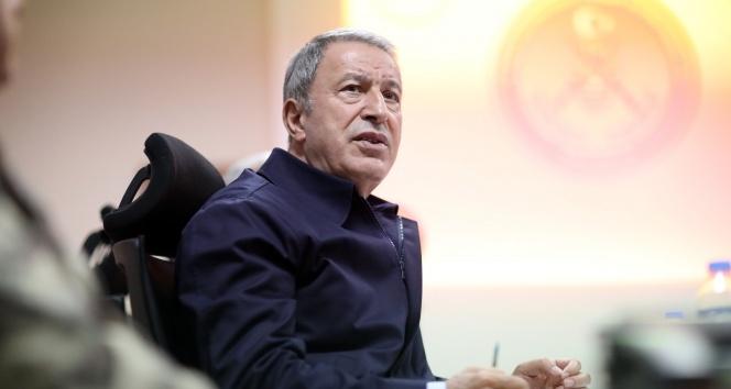 """BAKAN AKAR """"31 MAYIS PAZAR GÜNÜNDEN İTİBAREN TERHİSLERİ BAŞLATACAĞIZ"""""""