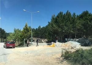 Bilecik İl Özel İdaresi Belediyenin Restini Gördü, Yıktı Geçti
