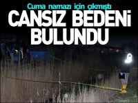 SU KANALINDA ÖLÜ BULUNDU