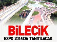 BİLECİK EXPO 2016´DA TANITILACAK