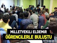 MV. ELDEMİR ÖĞRENCİLERLE BULUŞTU