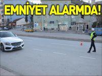EMNİYET ALARMDA
