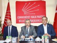 PM ÜYELERİNDEN BİLECİK'E ZİYARET