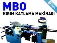 KIRIM KATLAMA MAKİNASI - MBO
