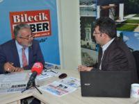 BİLECİK HABER - 'KAÇAK KONAK' BASIN MASASI'NIN GÜNDEMİNDE
