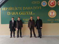 15 TEMMUZ GAZİSİNDEN TARİH ŞERİDİ'NE ZİYARET