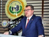 'AK PARTİ, SORUNLARI ORTADAN KALDIRIR'