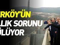 BAYIRKÖY'ÜN 6 YILLIK SORUNU ÇÖZÜLÜYOR