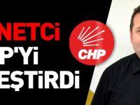 SÜNETCİ CHP'Yİ ELEŞTİRDİ