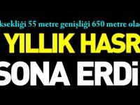60 YILLIK HASRET SONA ERDİ