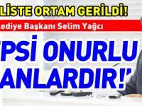 'HEPSİ ONURLU İNSANLARDIR'
