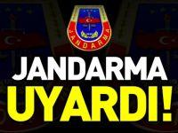 JANDARMA UYARDI