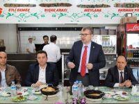 MV. ELDEMİR ESNAFIN SORULARINI YANITLADI