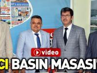YAĞCI BASIN MASASI'NDA