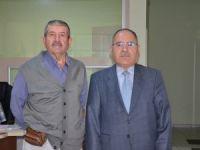 İL MÜDÜRÜ BOLAT'TAN GAZETEMİZE ZİYARET