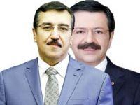 BAKAN VE TOBB BAŞKANI BİLECİK'E GELECEK