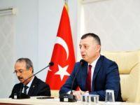 ŞENLİKLER ÖNCESİ KOORDİNASYON TOPLANTISI YAPILDI