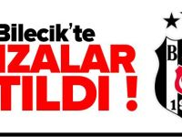 BİLECİK'TE İMZALAR ATILDI !