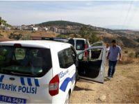 ÇALINTI ARAÇ KAÇTI POLİS KOVALADI