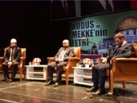 BİLECİK ''KUDÜS VE MEKKE'NİN FETHİ'' PROGRAMINDA BİR ARAYA GELDİ