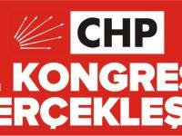 CHP İL KONGRESİ GERÇEKLEŞTİ