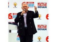 BAŞBAKAN YILDIRIM BİLECİK'TE!