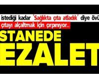 HASTANEDE REZALET!..