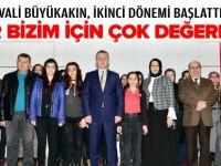'SİZLER BİZİM İÇİN ÇOK DEĞERLİSİNİZ'