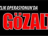HIRSIZLIK OPERASYONUNDA 6 GÖZALTI