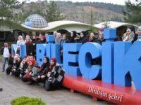 ALMANYA'DAN BİLECİK'E ÇIKARMA