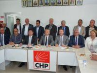 CHP SESSİZLİĞİNİ BOZDU