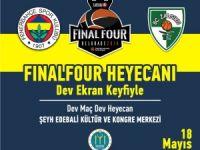 FINAL FOUR HEYECANI DEV EKRANDA