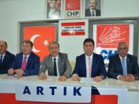 CHP'DEN '3Ç'Lİ KAMPANYA