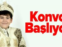 KONVOY BAŞLIYOR