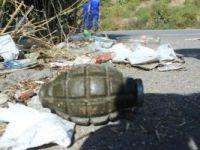 OSMANELİ'NDE BOMBA BULUNDU