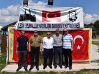 MV. YAĞCI, DADAŞLARIN ŞENLİĞİNE KATILDI