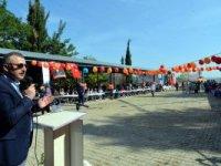 KIZILDAMLAR'DA 5. KABAK FESTİVALİ