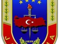 JANDARMADAN HELİKOPTER TESTEKLİ TRAFİK DENETİMİ