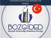 BOZGİED'DEN MİLLİ ÇAĞRI!