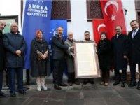 MV. YAĞCI, MEHMET AKİF ERSOY'U ANDI