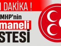 İŞTE MHP'NİN OSMANELİ LİSTESİ