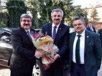 BAŞKAN CAN, YERLİ OTOMOBİLİ BİLECİK'E İSTEDİ