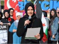 BİLECİK 'VİCDAN HAREKETİNDEN' 8 MART ÇAĞRISI