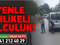 PATENLE TEHLİKELİ YOLCULUK